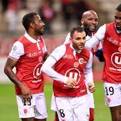 Ligue 2 : Reims champion d'automne, Lorient sur le podium