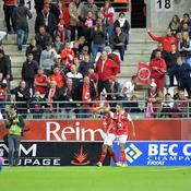 Reims prend la tête, Lorient cale
