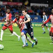 Ligue 2 : Le Havre et Nancy se séparent sur un nul, 1-1