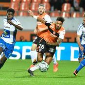 Ligue 2 : Lorient et Niort se neutralisent