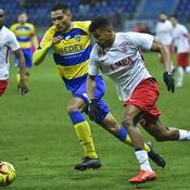 Match Sochaux-Nancy en mars dernier