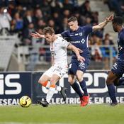 Paris FC-Lorient, un nul et deux frustrés