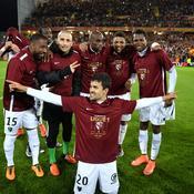 Metz s'est fait (très) peur mais remonte en Ligue 1