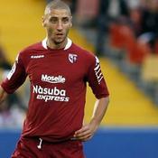 Laurent Agouazzi avait ouvert la marque pour Metz sur un corner