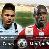 LIVE Tours-Montpellier