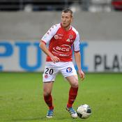 Le but de Tainmont n'a pas suffi pour Reims