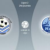 Tours - Le Havre en DIRECT