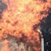 Incidents AEK Athènes-Ajax