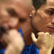 Agacé par une question, Ronaldo quitte la conférence de presse