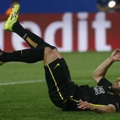Jordi Alba Atlético Madrid - Barcelone Ligue des champions
