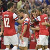 Arsenal confirme, Schalke s'en sort