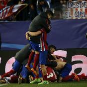 L'Atlético Madrid s'est fait (très) peur face au PSV
