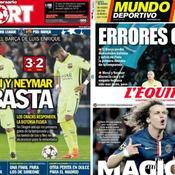 Au Barça, «Messi et Neymar ne suffisent pas»