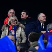 Aulas dans le vestiaire à la mi-temps d'OL-Barça : «J'avais une ou deux questions à poser»