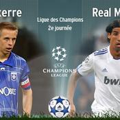 LIVE Auxerre-Real Madrid