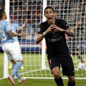 Avec Di Maria en détonateur, le PSG réussit ses débuts européens