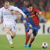 Wayne Rooney-Lionel Messi