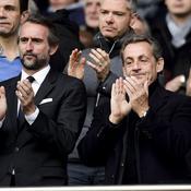 Jean-Claude Blanc et Nicolas Sarkozy