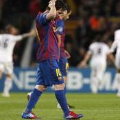 Barcelone a la gueule de bois