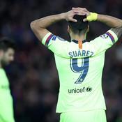 Barcelone et Lionel Messi poursuivis par la malédiction européenne