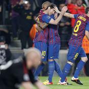 Barcelone éteint le Milan
