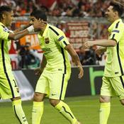 Bartomeu: «MSN ? Le meilleur trio de l'histoire du foot»