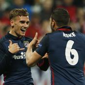 Grâce à Griezmann, l'Atlético s'offre un exploit à Munich