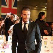 Beckham, supporter du PSG et de Verratti