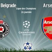 Belgrade-Arsenal en DIRECT