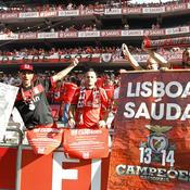 Benfica, champion de la popularité