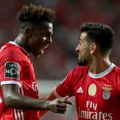 Benfica, le pari de la formation