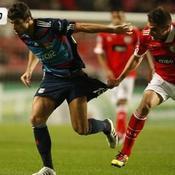 Benfica-Lyon en images