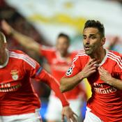Jonas libère Benfica face au Zenit