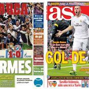 «Benzema a congelé le Bayern»