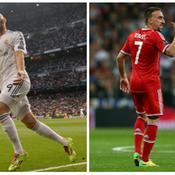 Benzema au top, Ribéry le flop