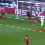 Le doublé de Benzema face au Bayern Munich (vidéo)