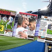«Le héros» Benzema encensé par la presse espagnole