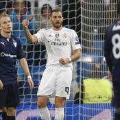 Benzema répond sur le terrain en empilant les buts