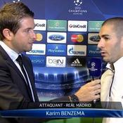 Benzema : «Toujours bon de marquer»
