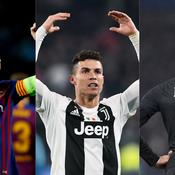 Bilan Ligue des champions : Messi et Ronaldo au top, pas l'arbitrage vidéo ni les Français