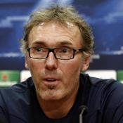 Laurent Blanc Olympiakos-PSG