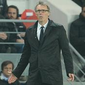 Laurent Blanc Paris SG Ajax Ligue des champions