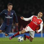 Cavani, Verratti, la charnière brésilienne : les chiffres clés d'Arsenal-Paris SG