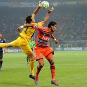 Inter Milan - Marseille Brandao