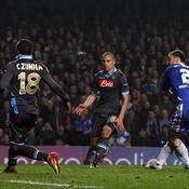 Chelsea l'a déjà fait contre Cavani et Lavezzi