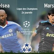 LIVE Chelsea - Marseille