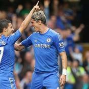 Eden Hazard-Fernando Torres