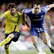 Lionel Messi, John Terry
