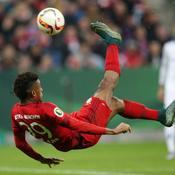 Dans l'ombre des cadors, Coman grandit très vite au Bayern Munich