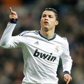 Cristiano Ronaldo, la star de Real-Manchester